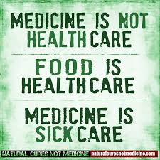 medicine is not care